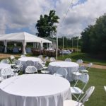 Anderson Party Rental Tables, Round Tables, Chairs and Tents