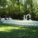 Anderson Party Rental Folding Chairs & Arches